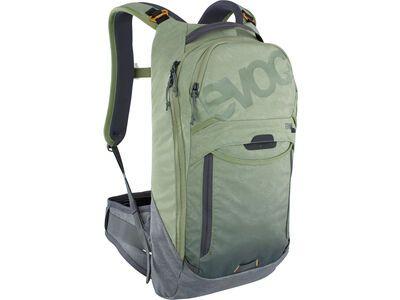 Evoc Trail Pro 10 - L/XL, light olive/carbon grey