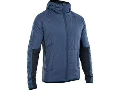 ION Padded Hybrid Jacket Shelter PL, indigo dawn - Radjacke