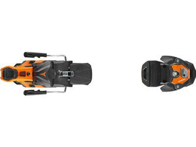 Atomic N Warden MNC 13 130 mm, black/orange - Skibindung