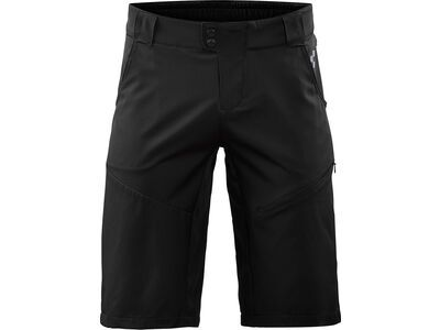 Cube Lightweight Shorts, black - Radhose