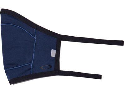 Oakley Mask Fitted Lite - S/M (nicht retournierbar) universal blue