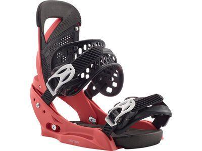 Burton Lexa EST 2020, electric coral - Snowboardbindung