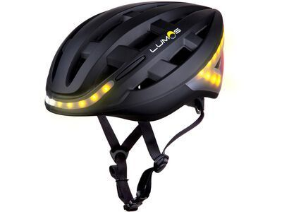 Lumos Kickstart Helmet (refreshed), charcoal black - Fahrradhelm