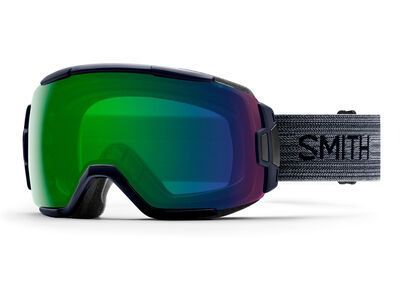 Smith Vice, ink/Lens: cp everyday green mir - Skibrille