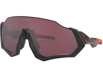 Oakley Flight Jacket Prizm Road – Prizm Road Black matte black