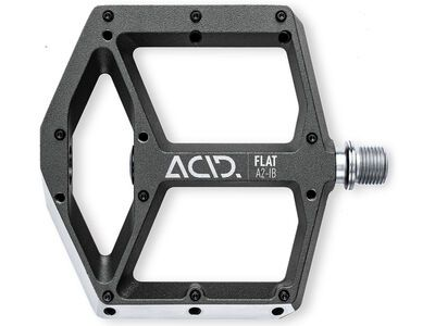 Cube Acid Pedale Flat A2-IB x Actionteam grey