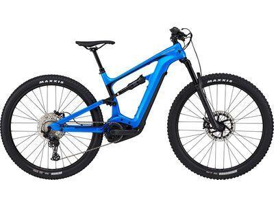 Cannondale Habit Neo 3 2021, electric blue - E-Bike
