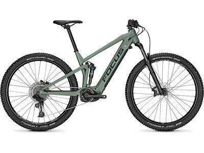 Focus Thron² 6.7 2021, mineral green - E-Bike