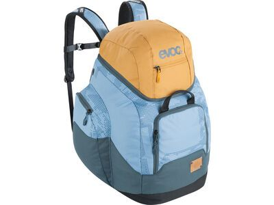 Evoc Boot Helmet Backpack, multicolor - Bootbag