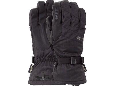POW Gloves Warner Gore-Tex Long Glove, black - Snowboardhandschuhe