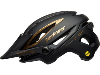 Bell Sixer MIPS Fasthouse matte/gloss black/gold