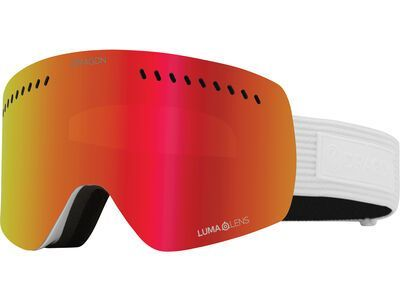 Dragon NFXs - Lumalens Red Ionized, corduroy/Lens: lumalens red ion