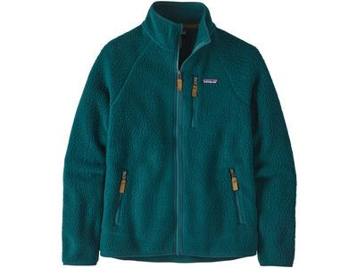 Patagonia Men's Retro Pile Jacket dark borealis green