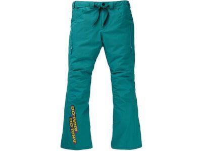 Analog Thatcher Pant, green-blue slate - Snowboardhose