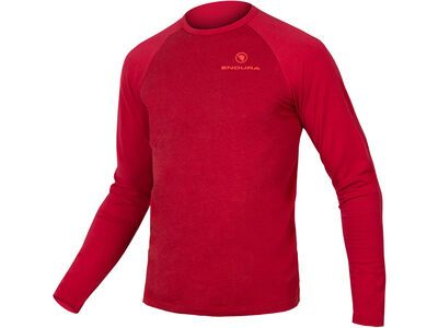 Endura One Clan Raglan L/S rost