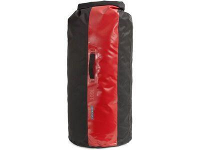 Ortlieb Dry-Bag PS490 - 109 L, black-red - Packsack