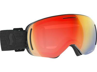Scott LCG Evo - Enhancer Red Chrome black
