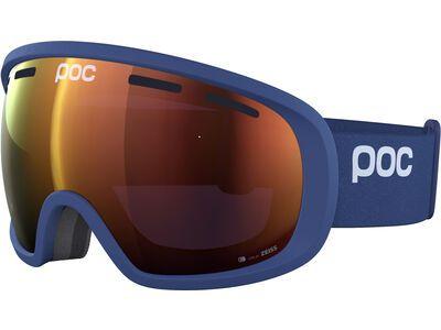 POC Fovea Clarity Spektris Orange lead blue