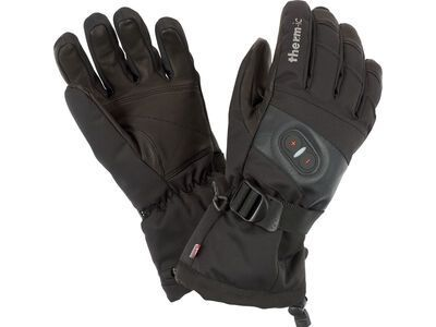 Therm-ic PowerGloves IC 1300 Men, black - Heizhandschuhe