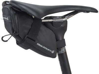 Blackburn Grid Medium Seat Bag, black reflective - Satteltasche