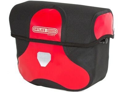 Ortlieb Ultimate Six Classic 7 L, red-black - Lenkertasche