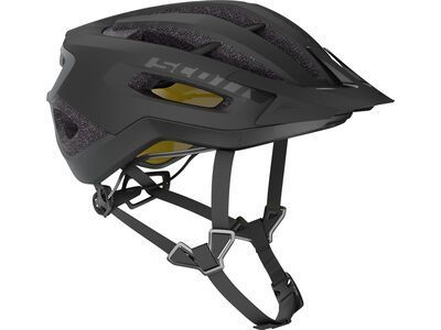 Scott Fuga Plus Rev Helmet, stealth black - Fahrradhelm