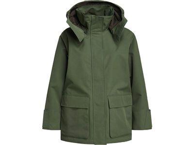 Peak Performance W Apex Jacket thrill green/olive extreme