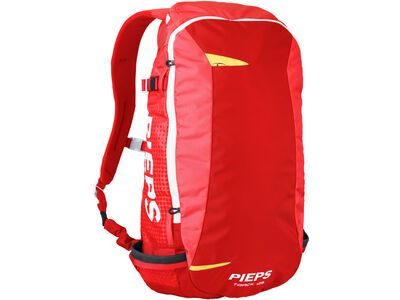 Pieps Track 25, chili-red - Rucksack