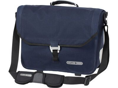 Ortlieb Downtown Two QL2.1 Cordura, steel blue - Fahrradtasche