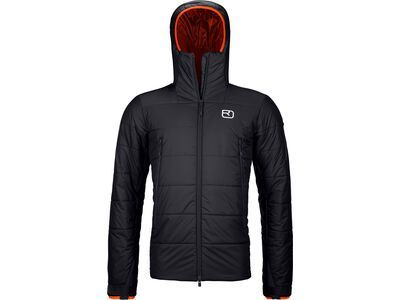 Ortovox Swisswool Zinal Jacket M black raven