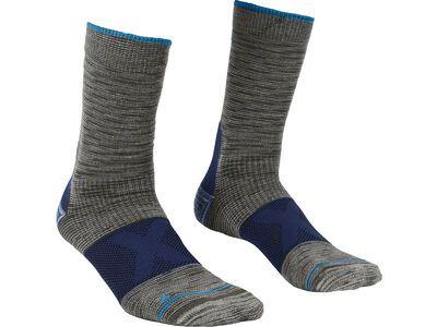 Ortovox Merino Alpinist Mid Socks M grey blend