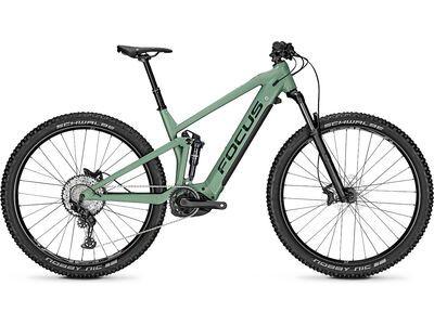 Focus Thron² 6.8 2021, mineral green - E-Bike