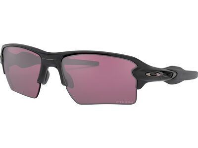 Oakley Flak 2.0 XL Prizm Road, matte black/Lens: black - Sportbrille