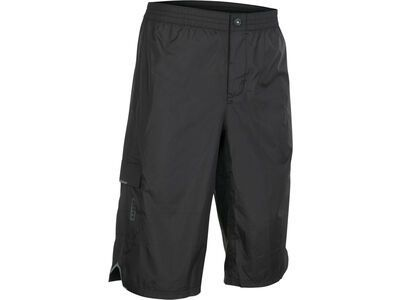 ION Rain Shorts Shelter, black - Radhose
