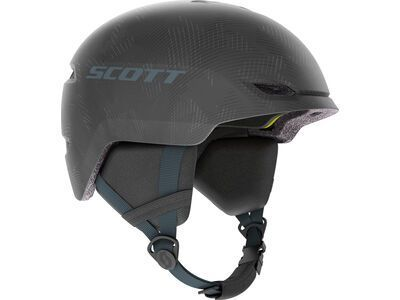 Scott Keeper 2 Plus Helmet, dark grey/storm grey - Skihelm