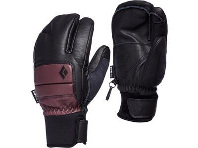 Black Diamond Women's Spark Finger Gloves, bordeaux - Skihandschuhe