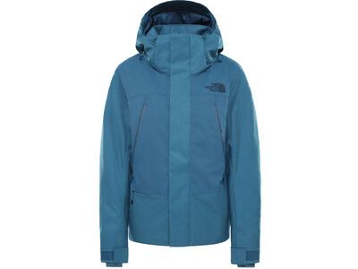 The North Face Women's Lenado Jacket, mallard blue heather/mallard blue - Skijacke