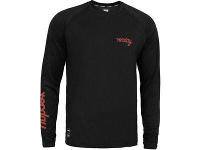 Rocday Evo Race Jersey black/red