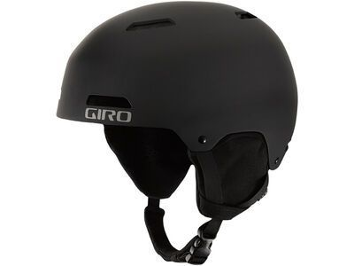 Giro Ledge, matte black - Skihelm