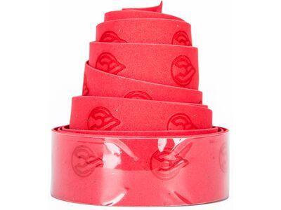 Cinelli Gel Cork Ribbon, red - Lenkerband