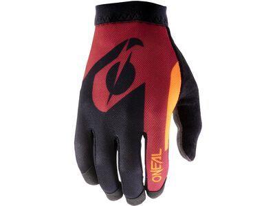 ONeal AMX Gloves Altitude red/orange