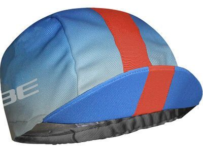 Cube Race Cap Teamline blue´n´grey´n´red