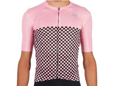 Sportful Checkmate Jersey pink