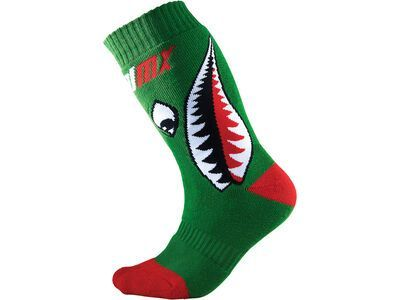 ONeal Pro MX Socks Youth Bomber green