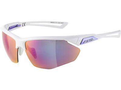 Alpina Nylos HR Mirror Purple white-purple