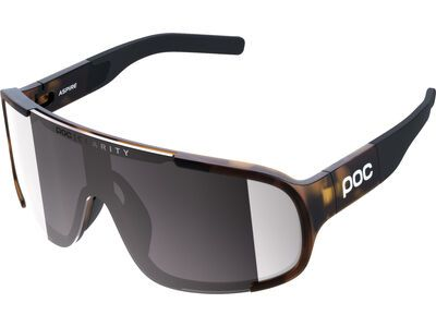 POC Aspire Clarity Silver tortoise brown