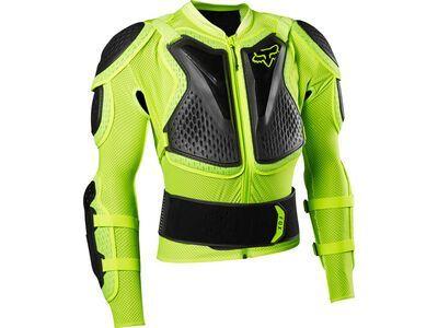 Fox Titan Sport Jacket fluorescent yellow