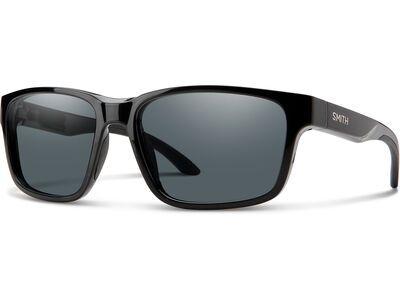 Smith Basecamp, black/Lens: gray - Sonnenbrille