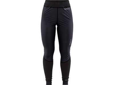 Craft Active Extreme X Wind Pants W, black/granite - Unterhose