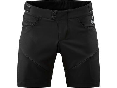 Cube Tour WS Baggy Shorts inkl. Innenhose, black - Radhose